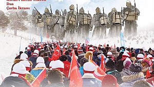 Sarıkamış Şehitlerini Anma Yürüyüşü Düzenleniyor
