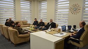 Selçuklu Ocaklarından Başkan Öztürk'e Ziyaret