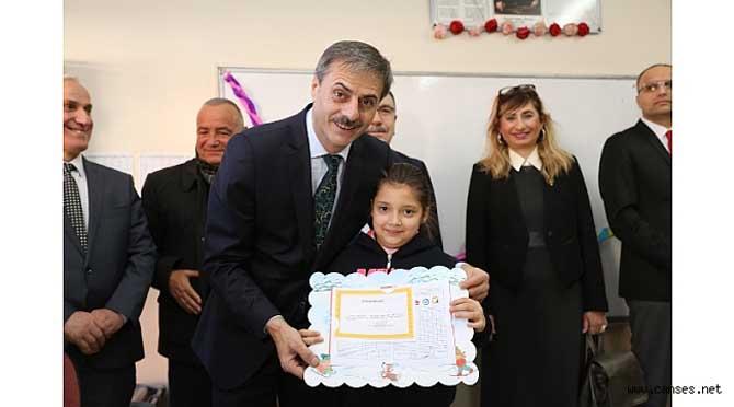 Serdivan'da Karne Heyecanı