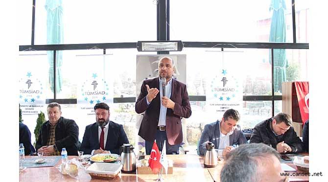 TÜMSİAD'tan büyük istişare toplantısı