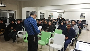 Ümit Erdal'da Proje Tanıtımı Toplantısı