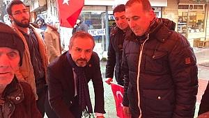 ZAFER KAZAN TANK PALET İÇİN ORADAYDI