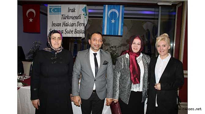 AK Parti'nin Belediye meclis üyesi aday adayları birlik mesajı verdi...