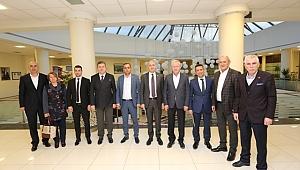 Başkanlar Tekrar Toplandı