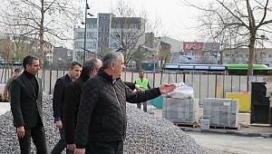Demokrasi Meydanı'nda geri sayım başladı