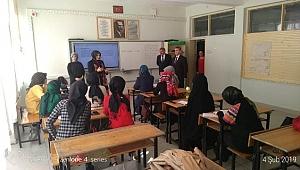 Durmuş'tan Okul Ziyaretleri