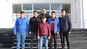 Erenler Güreş Kulübü Bursa'da İlimizi Temsil Edecek