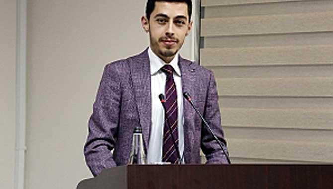 Genç MÜSİAD'da Dış Ticarette Devlet Destekleri ve Müteşebbisin İç Dinamikleri Konuşuldu