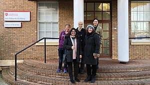 GESPORT Erasmus+ Spor Projesi Toplantısı