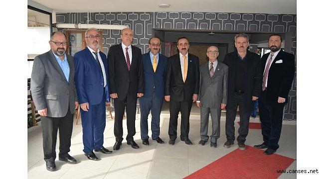 İYİ Parti Erenler Belediye Başkan Adayı Şemsettin Duman Seçim Çalışması