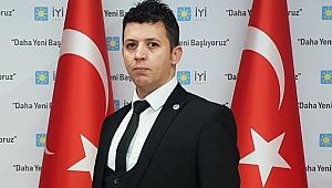 İYİ Parti Karasu İlçe Başkanı Levent Arslan'dan Önemli Açıklama