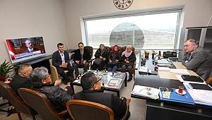 Malezya Heyeti Uluslararası Ticaret Elçileri İle Görüştü