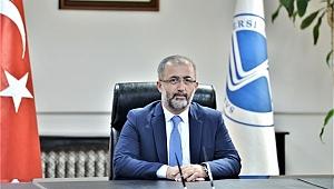 Rektör Savaşan Sakarya Üniversitesini Anlattı