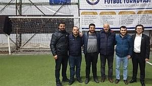 SATSO 7. Meslek komitesi futbol turnuvası final maçına hazırlanıyor