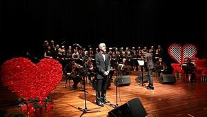 SATSO Türk Müziği Topluluğu'ndan bir sevgi konseri