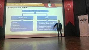 SEMAN Projesi Okul Yöneticilerine Anlatıldı