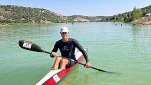 Sepaş Enerji desteklediği genç sporcunun hedefi Olimpiyatlara katılmak