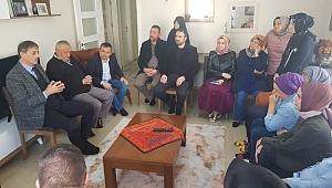 Serdivan'da Gönül ve Yardımlaşma Köprüsü Kurduk
