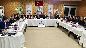 TÜMSİAD Sakarya Genel İstişare Kurulu (GİK) Toplantısı Yapıldı