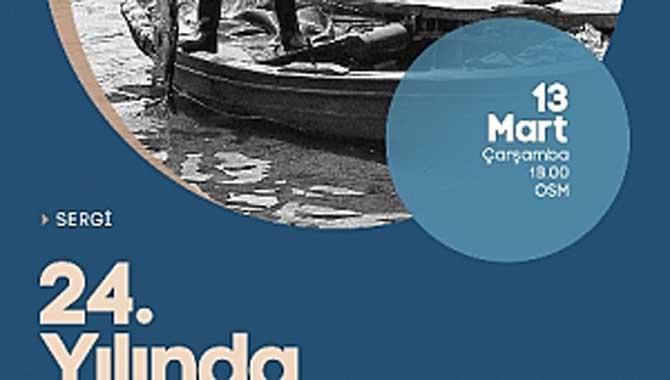24. Yılında Sagüsad' Sergisi OSM'de