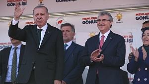 AK Parti Millete Hizmet Partisidir