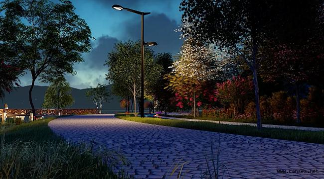 Başkan Alemdar Vizyon Projelerin Detaylarını Paylaştı