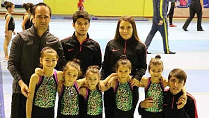 Cimnastikçiler Yarı Final İçin Bursa'da