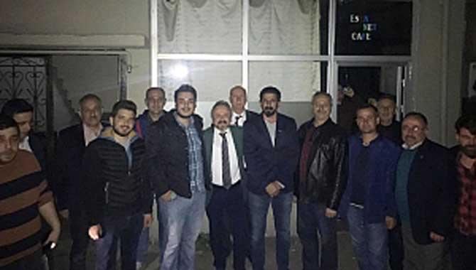 ELEKTRİKLER KESİLDİ ZAFER KAZAN DURMADI