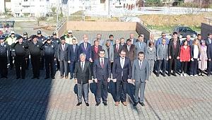 FERİZLİ'DE 18 MART ÇANAKKALE ZAFERİ VE ŞEHİTLERİ ANMA GÜNÜ TÖRENİ