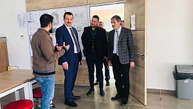 Genel Başkan Yardımcısı Ali İhsan Yavuz Anadolu'nun Akademisi'ne Misafir Oldu
