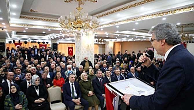 Güçlü Türkiye İçin Yürüyüşümüz Devam Edecek