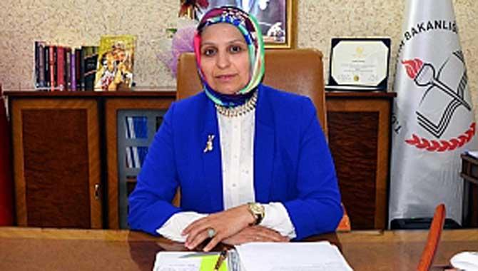 İl Milli Eğitim Müdürü Fazilet Durmuş'un 18 Mart Şehitler Günü Mesajı