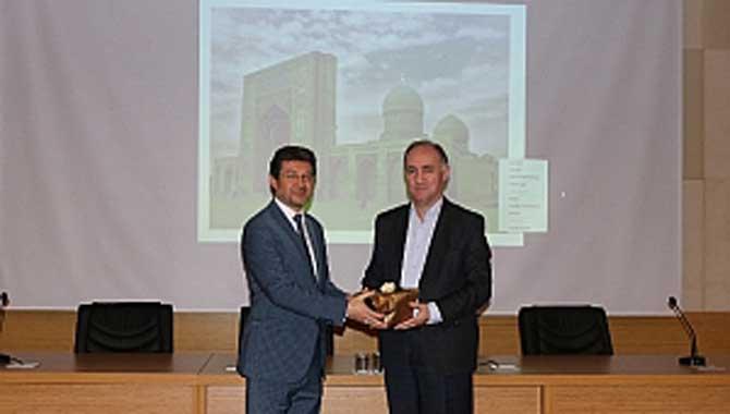 """İslam tarihinin kültür şehri """"Semerkant"""""""