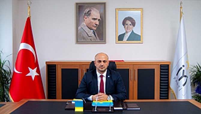 İYİ Parti İl Başkanı Selçuk Kılıçaslan'dan Önemli Açıklama
