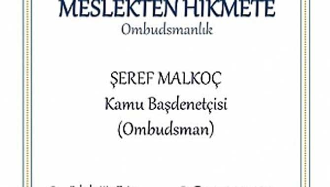 Kamu Başdenetçisi Malkoç SAÜ'de Konuşacak