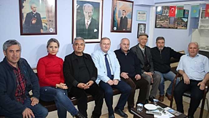 KIRIMLI TÜRKLERİ; BU HAFTA ÜR'Ü AĞIRLADI