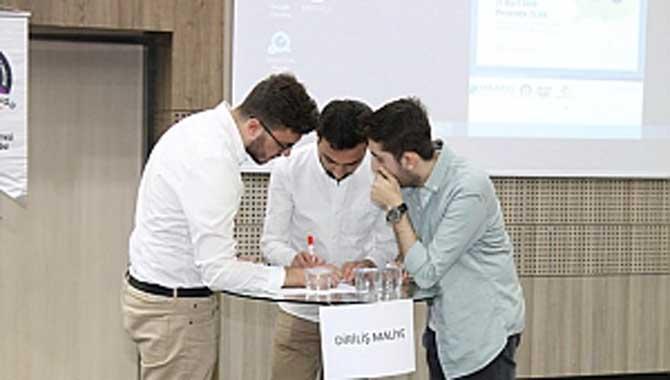 Maliye Topluluğundan Bilgi Yarışması