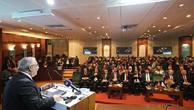 MARKA 2019 Yılı Mali Destek Programı Bilgilendirme Toplantısı Yapıldı
