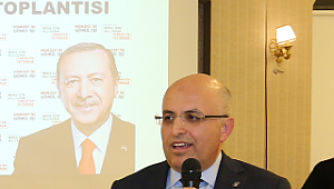 Metin Kurtuluş'un 18 Mart Çanakkale Zaferi ve Şehitleri Anma Günü Mesajı
