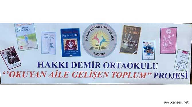 Okuyan Aile Gelişen Toplum Projesi
