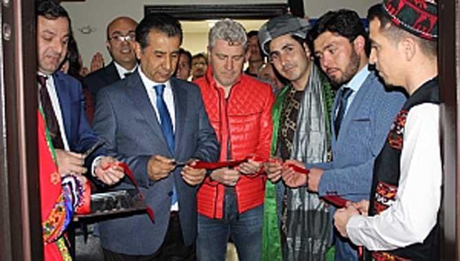 Sakarya Afganistan Dostluk Derneği Açıldı