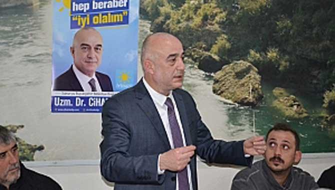 Sakaryaspor'un Kılına Dokundurtmayız