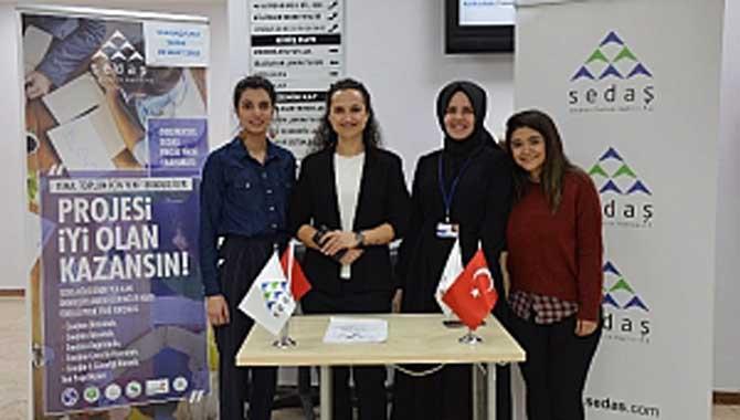"""SEDAŞ'ın """"Proje Fikri Yarışmasında"""" Son Süre 05 Nisan"""