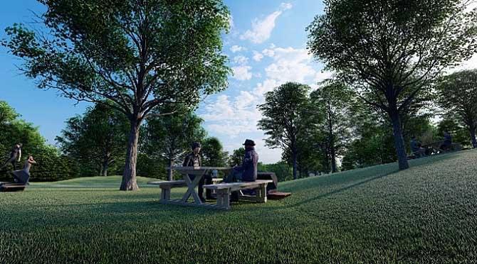 Serdivan'a 7 Milyon M2 Yeni Aktif Yeşil Alan