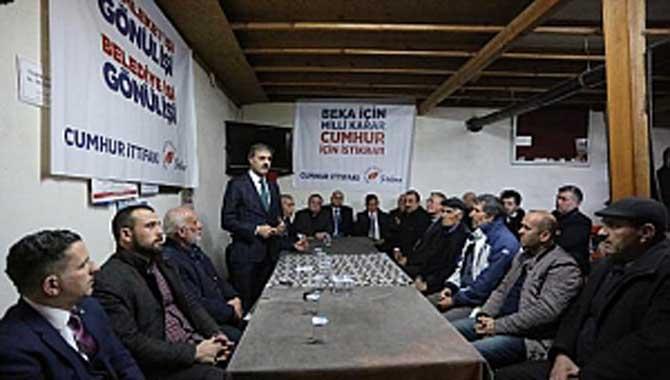 Serdivan'da Hizmet Vatandaşlarımızın Ayağına Geliyor