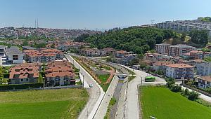 Türkiye'de 10 m2, Serdivan'da 12,68 m2