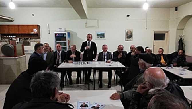 ZAFER KAZAN AŞAĞIDEREKÖY'DE