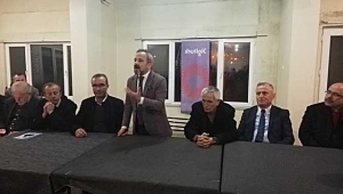 ZAFER KAZAN SELAHİYE VE BEŞEVLERDE VATANDAŞLARA SESLENDİ