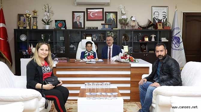 23 Nisan'da Koltuk Efe Başkan'ın