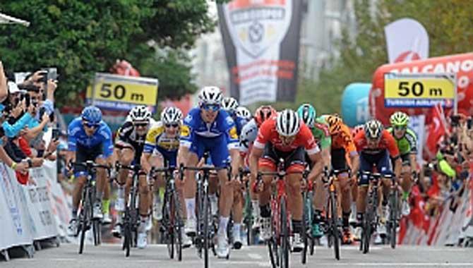 55'inci Cumhurbaşkanlığı Türkiye Bisiklet Turu 16 Nisan 2019 Salı Günü Başlıyor